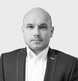 Miloš Ferjo - HR & Marketing Director